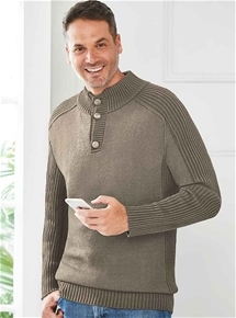 Men's Thermal Sweater
