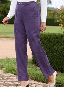 Marle Wool Pants -Regular Length