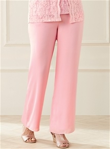 Full Leg Georgette Pants