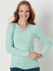 Climatyl Round Neck Top