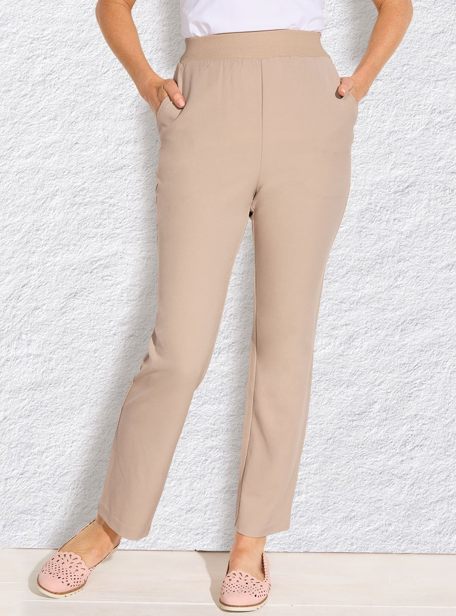 Perfect Fit Pants Lilac 08