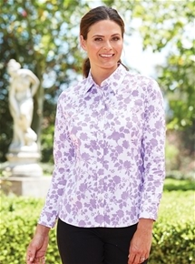 Cotton Shirt Long Sleeve
