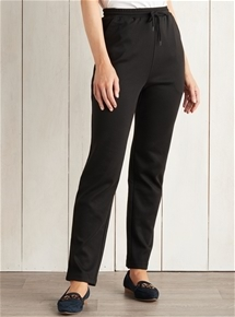 Pull On Knit Pants Regular Length