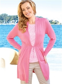 Summer Draped Cardigan