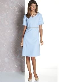 Riviera Wool Dress