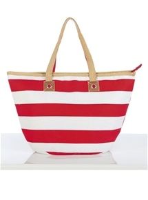 Nautical Beach Bag