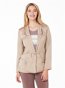 Travel Safari Jacket