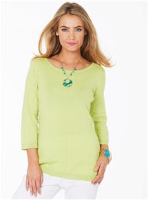 Calypso Cotton Sweater