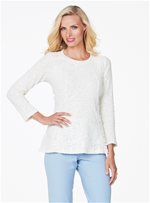 Oslo Lace Top