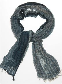 Textured Ombre Scarf