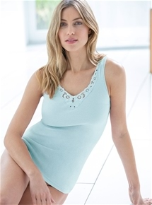 Combed Cotton Cami