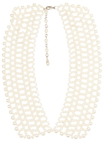 Pearlesque Collar