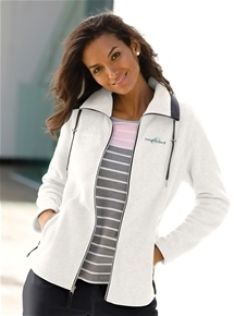 Cuddly Soft Fleece Jacket