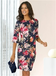 Rambling Roses Dress
