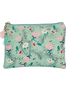 Lily Summer Clutch
