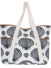 Shell Pocket Tote