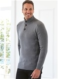 Men's Thermal Sweater_1012_2