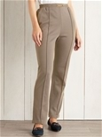 Ponte Pants Regular Length_11F09_3
