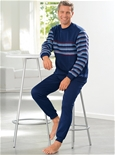Mens Thermal Fleece PJ's_1547_1