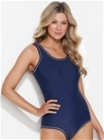 Contrast Reversible One Piece_16S37_1