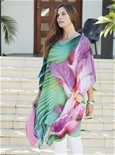 Eden Flowers Bloom Kaftan_17S36_0