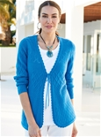 Fancy Knit Cardigan_18B04_0