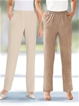 2 Pack Trousers - Short_19D22_0