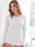 Pointelle Knit Long Sleeve - Pack of 2_19F03_0