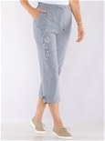 Embroidered Capris_20H67_1