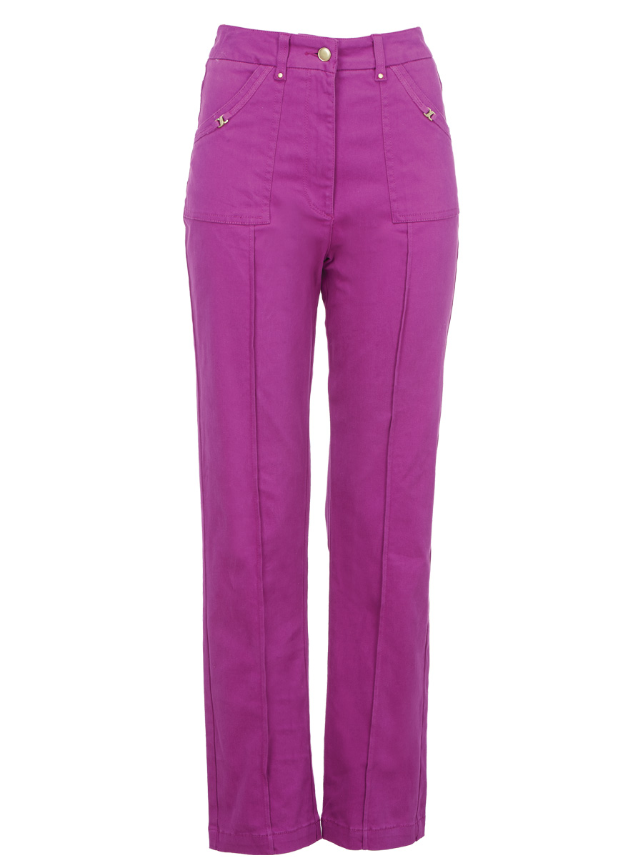 Gala Coloured Jeans Fuchsia 18