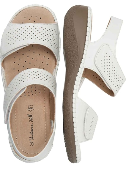 Double Touch Close Sandal